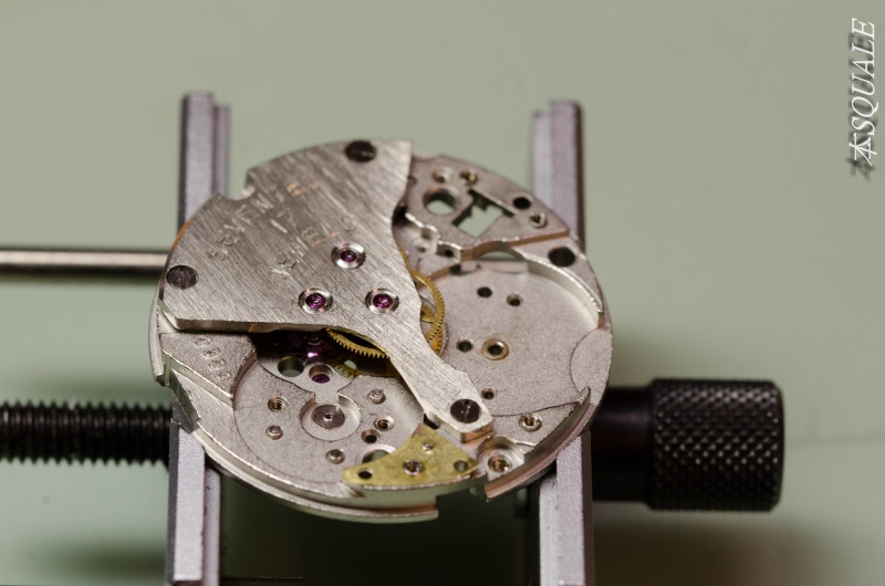 Remise en état d'une Poljot 17 jewels Poljot12