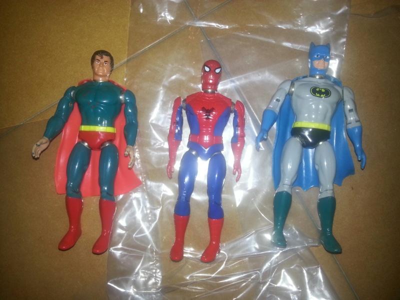 Cerco Super eroi magnetici Spiderman e Superman  Spider10