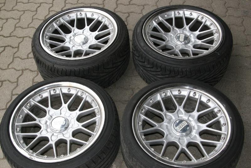 Jantes BBS RS2 pour BMW 730D e38 18rsst13