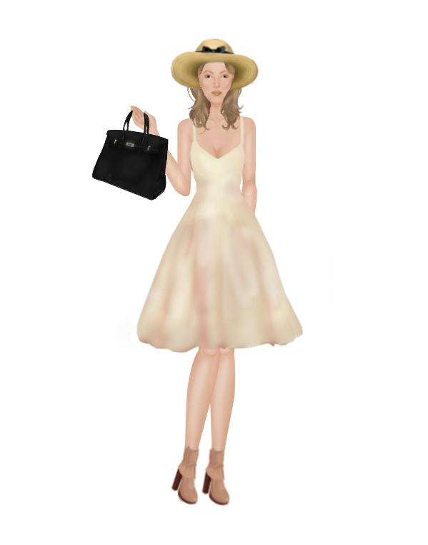 Summer Love Outfit 110
