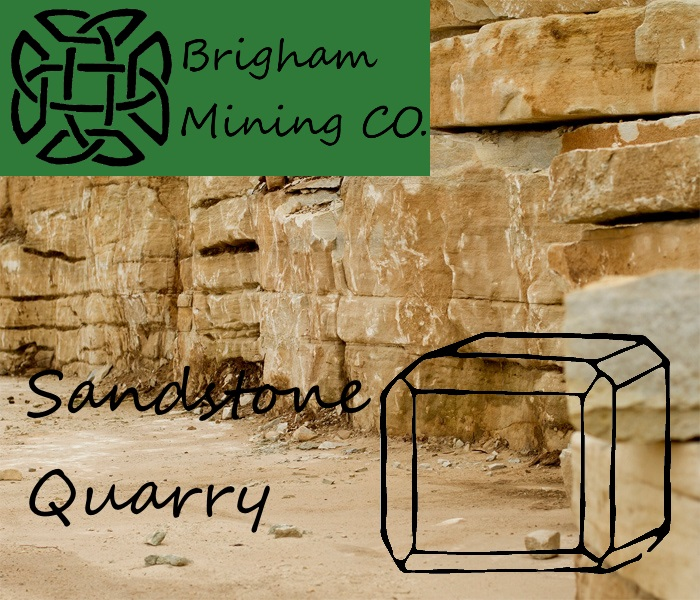 Brigham Mining CO. Sandst11