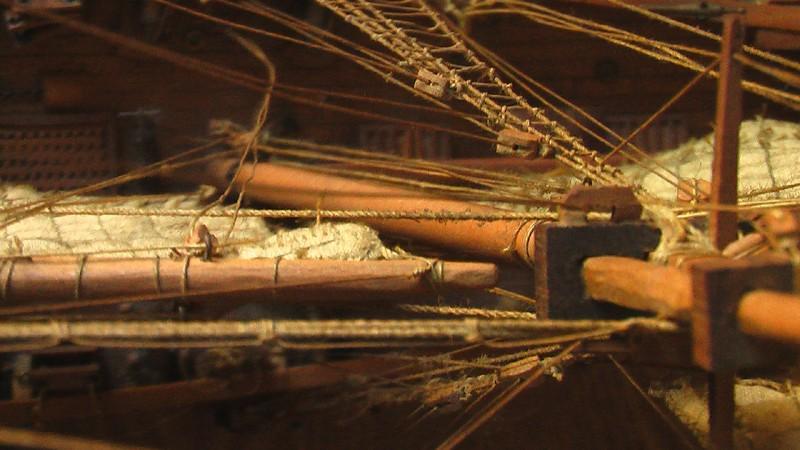 LA TOULONNAISE, goelette de 1823 au 1/75° & maquette MUSEE MARINE (auto BCE n° 36/2015) Imga0026
