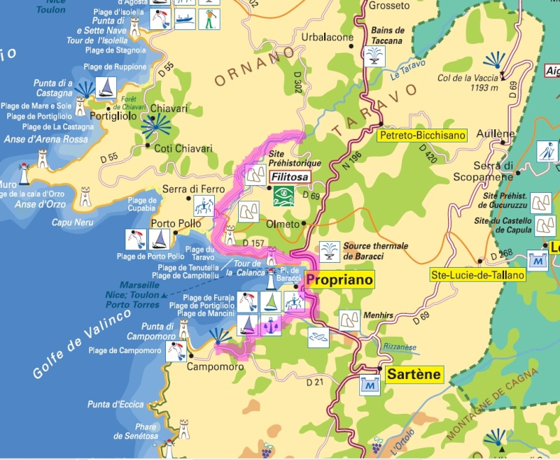 La Corse en 13 jours J1010