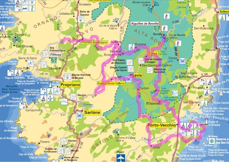 La Corse en 13 jours J1210