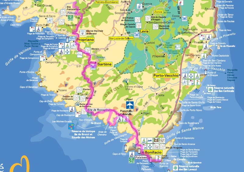 La Corse en 13 jours J1310