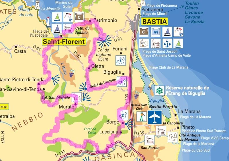 La Corse en 13 jours J310