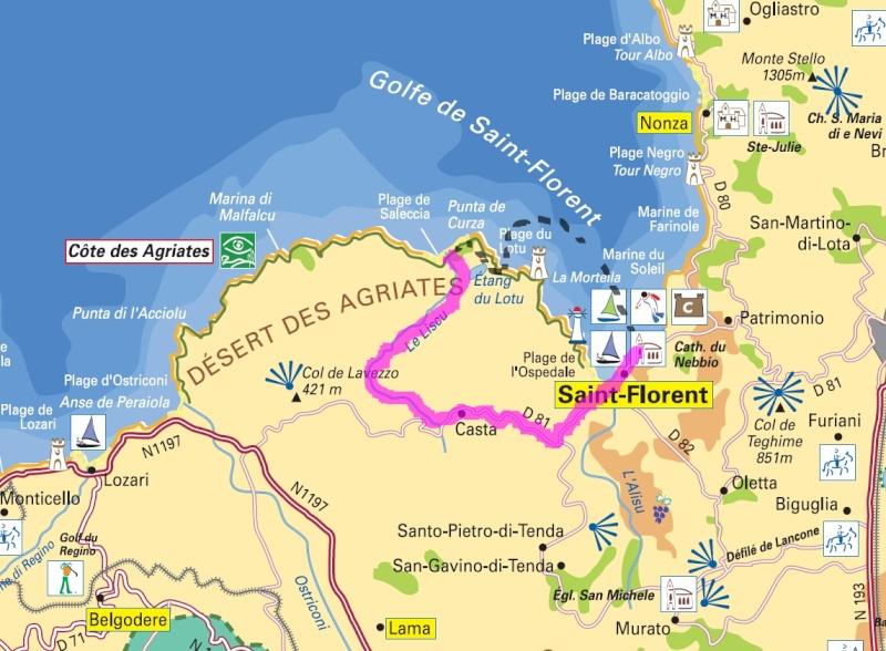 La Corse en 13 jours J410