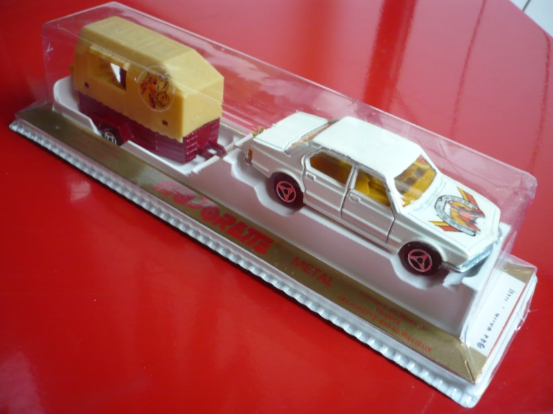 N°311 BMW 733+VAN P1120014