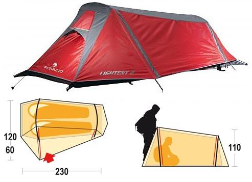Tentes pour bivouac - Page 12 Fer91110