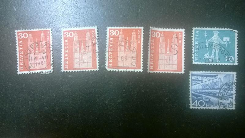 Schätzung Briefmarkensammlung vorrangig 60er Jahre Helvet10