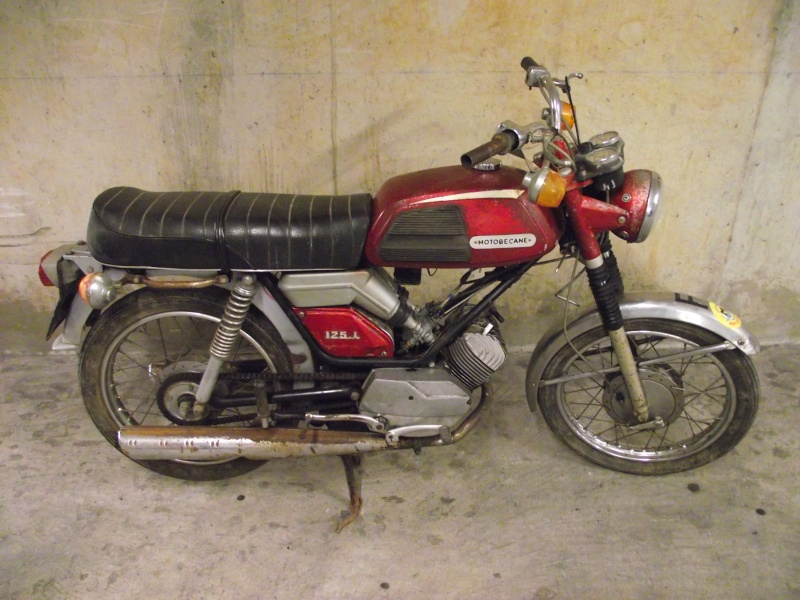 Motobecane 125 L Dscf5010