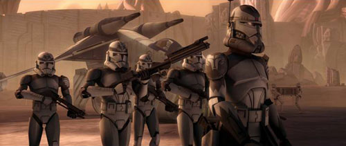 Why Stormtroopers are terrible soldiers Comman10
