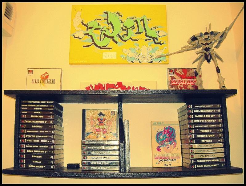 Début de Collection jeux Playstation 1 Collec10
