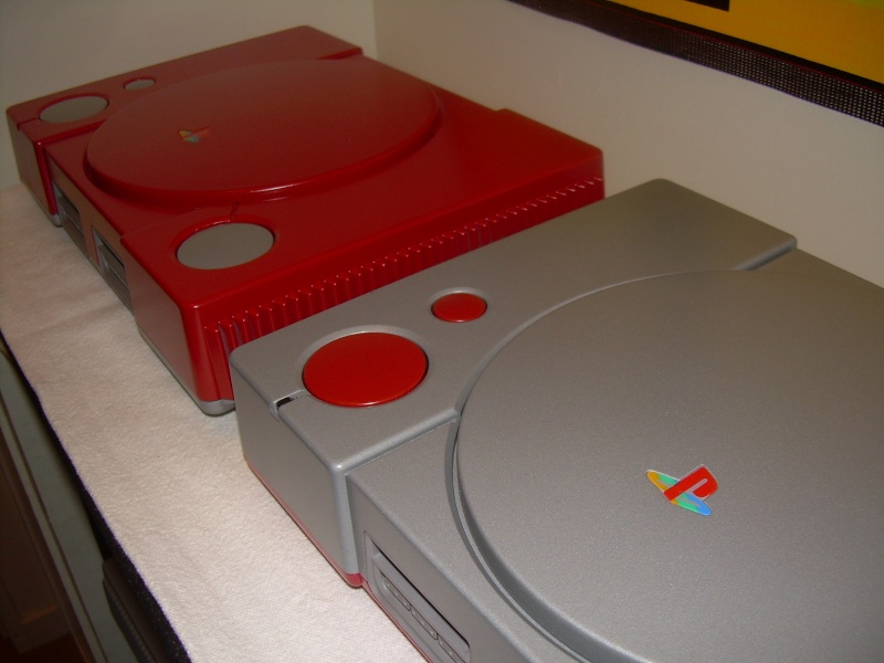 Custom Playstation 1 , PSX Dscn1320