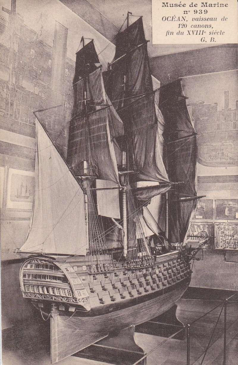 Cherche cartes postales Musée de la Marine Cp_oce12