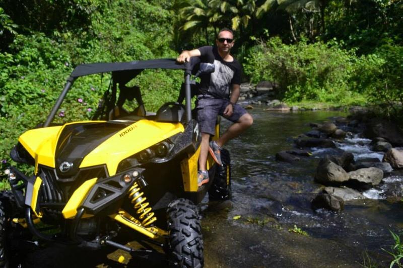 Can Am Maverick Guadeloupe 10959310