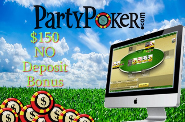 Party Poker No Deposit Bonus Codes 2015 No-dep10