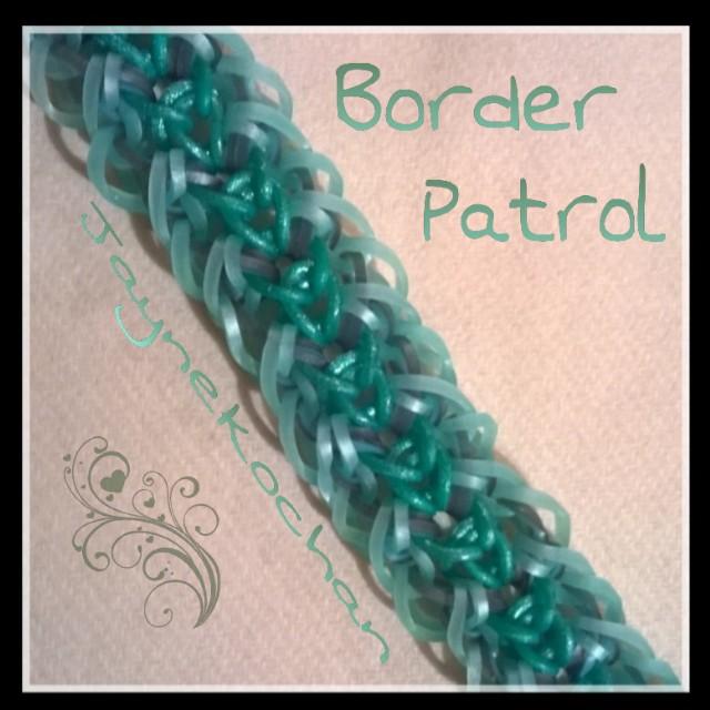 Hook only : Border Patrol Border10