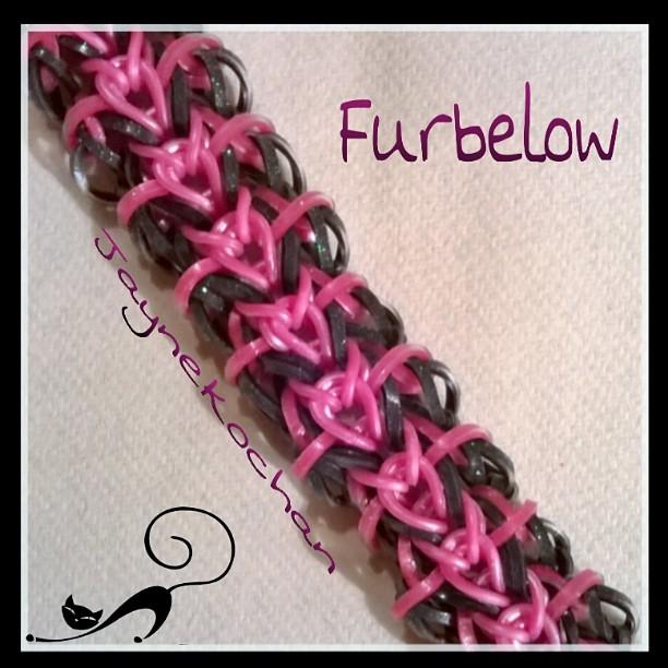 Hook only : Furbelow Furbel10