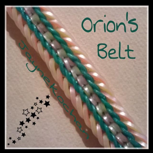 Hook only : Orion's Belt Orion_10