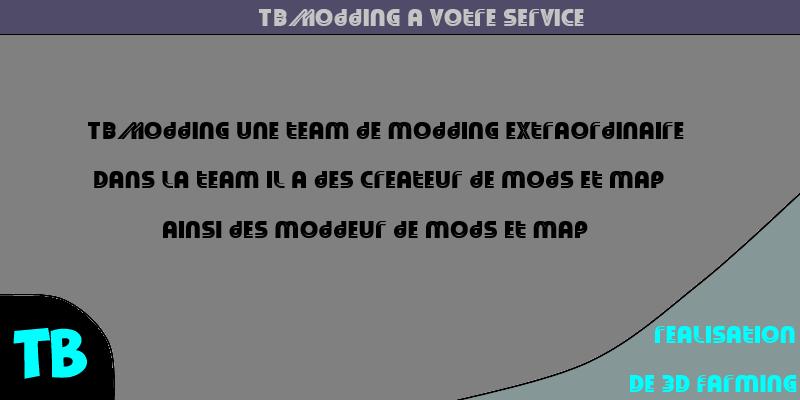 TB Modding