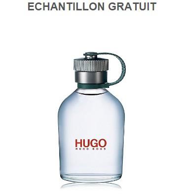 Échantillon Parfum Hugo Boss Hugo10