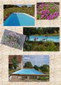 Gîte de charme avec piscine 4 personnes Quercy, 46330 Lentillac-du-Causse (Lot) Piscin11