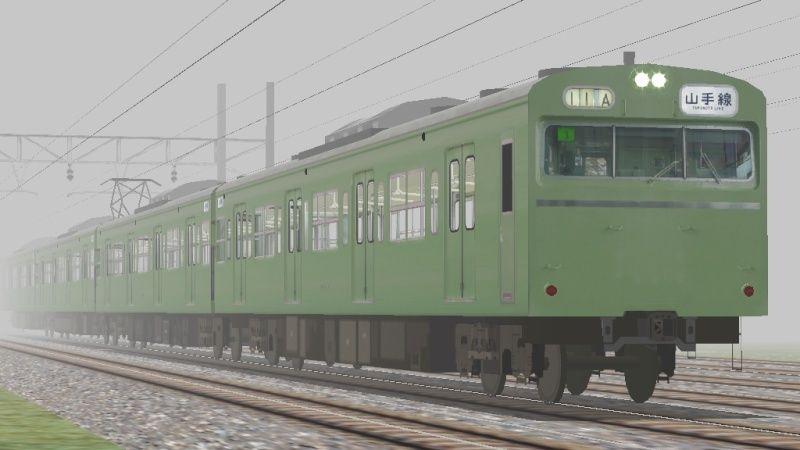 103 Series Yamanote Openbv10