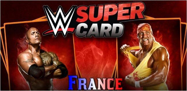 WWE Supercard FR