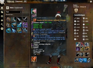 Build McM Gardien : Xostra Gw03510