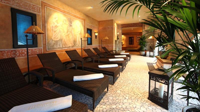 Wellness & Fitness dans les hôtels d'Europa-Park Wellne11