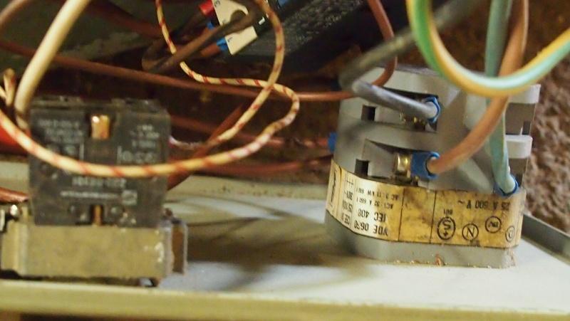 branchement moteur monophasé P3036811