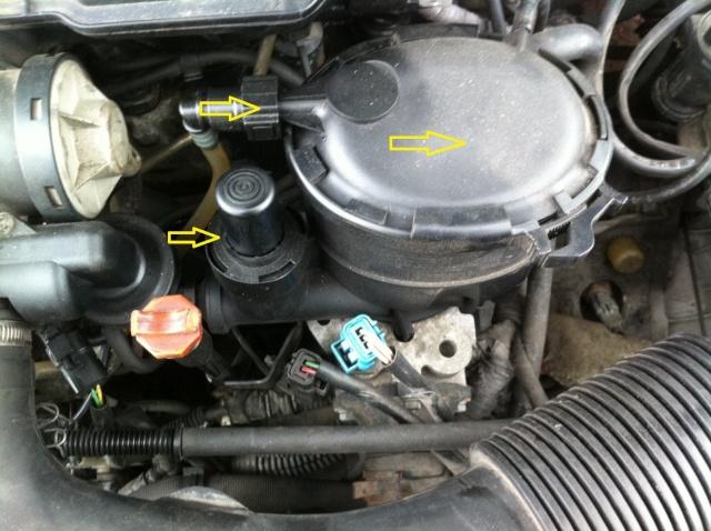 [ Peugeot 306 diesel an 2002 ] Problème démarrage le matin idem après 5 heures d'immobilisation ! Photo_10