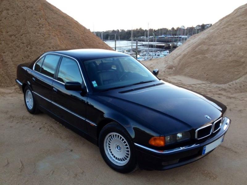 BMW 728iA Pack de 1996 10917310