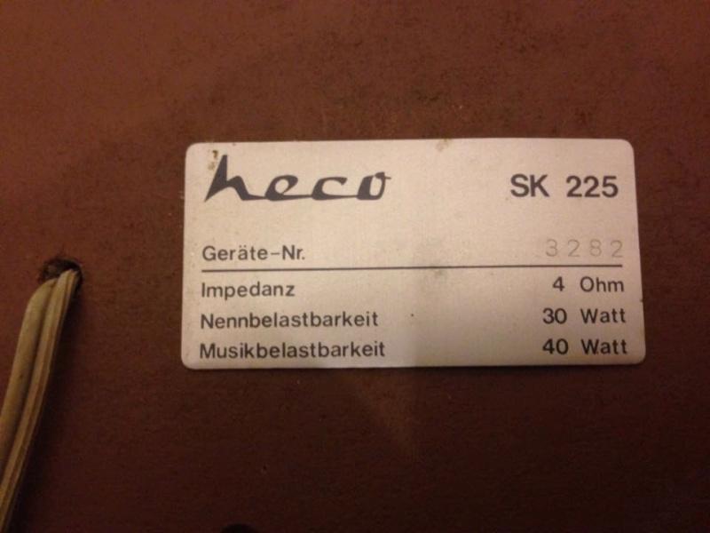 Restauro Casse Heco: cambio coni 11042110