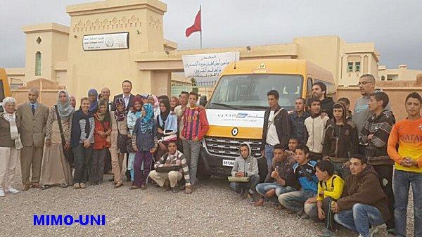 Suivez Mimouni en visite a Ait Hani Aitdao12