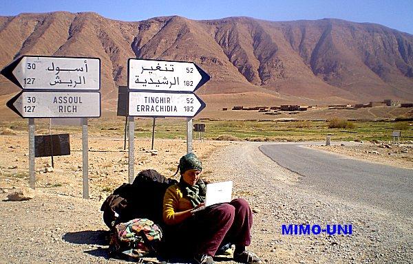 Suivez Mimouni en visite a Ait Hani Aithan10