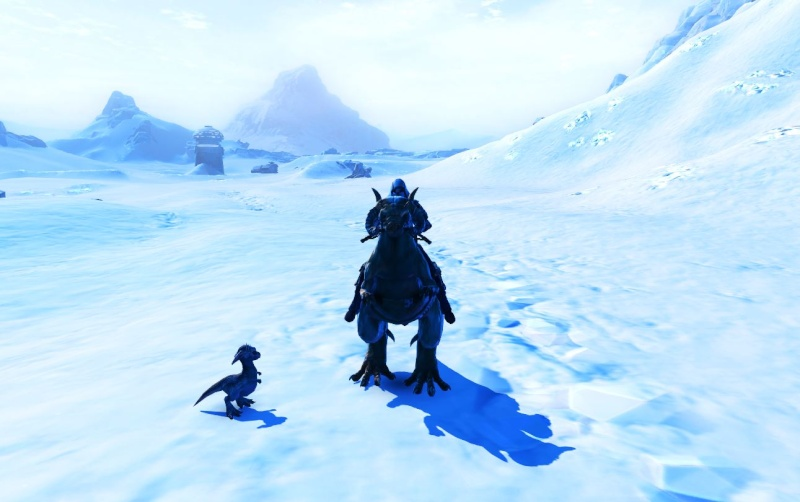 Tauntauns for everyone! (Tauntaun mount and -pet guide) Sieppa14