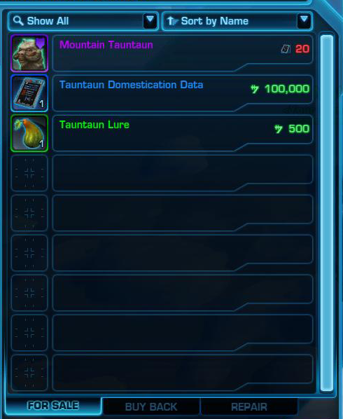 Tauntauns for everyone! (Tauntaun mount and -pet guide) Swtor_10