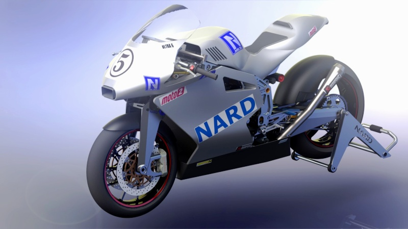 [Moto2] NARD Ultra612