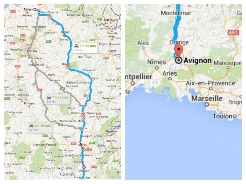 """Lettre en FM d'Albert (Somme) de juin 45 pour Avignon avec censure """"LAB""""- non répertoriée !! Carte110"""