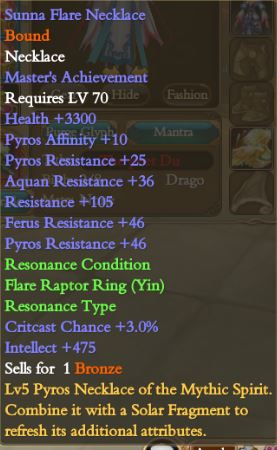 Beginner`s Guide to lvl 90 Affinity Rings/Necklace and how to Improve them! Q10