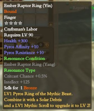 Beginner`s Guide to lvl 90 Affinity Rings/Necklace and how to Improve them! R110