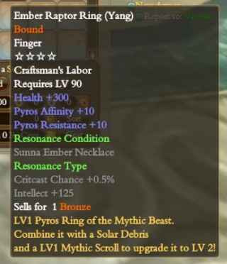 Beginner`s Guide to lvl 90 Affinity Rings/Necklace and how to Improve them! R210