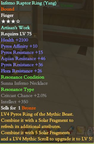 Beginner`s Guide to lvl 90 Affinity Rings/Necklace and how to Improve them! Ss10