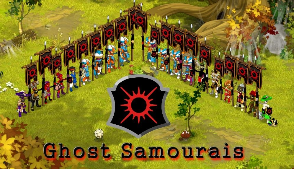 Ghost Samourais