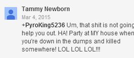 Tammy Newborn, the 4kids loving creep Tammy11
