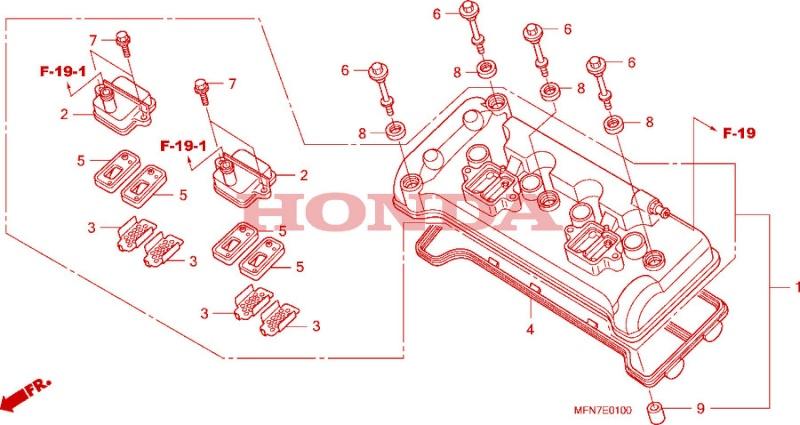 Démontage Couvercle Culasse E_010010