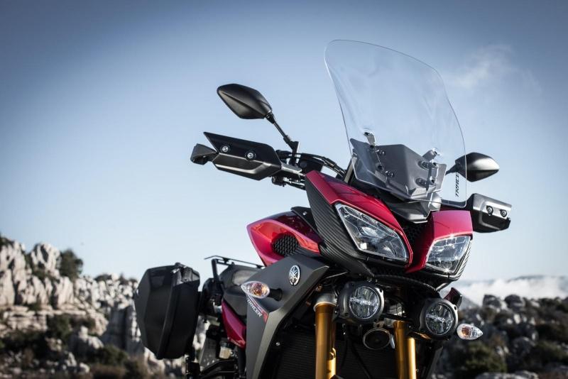 Feux additionnels Yamaha10