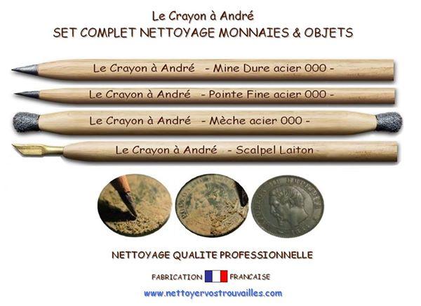 les crayons à André 10481810